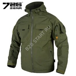 Куртка 7.26 Gear Soft Shell Олива