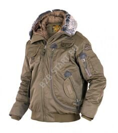 Куртка Bomber Winter Койот